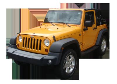 A1 Car Rentals Jeep