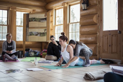 200H Yoga teacher training