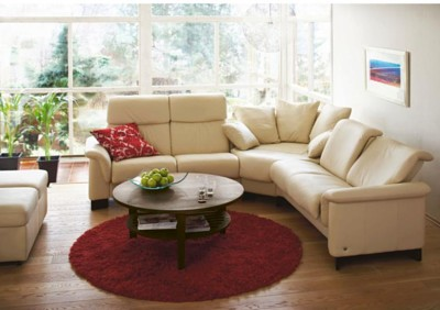 STRESSLESS PARADISE SECTIONAL 3 seat 2 Seat Chair low u0026 high back : stressless sectionals - Sectionals, Sofas & Couches