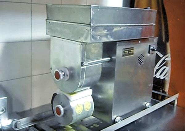 מצטיין ניל רם (המקורי) מכונות פלאפל ומזון אוטומטיות UK-95