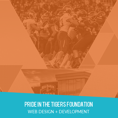 PRIDE IN TIGERS FOUNDATION