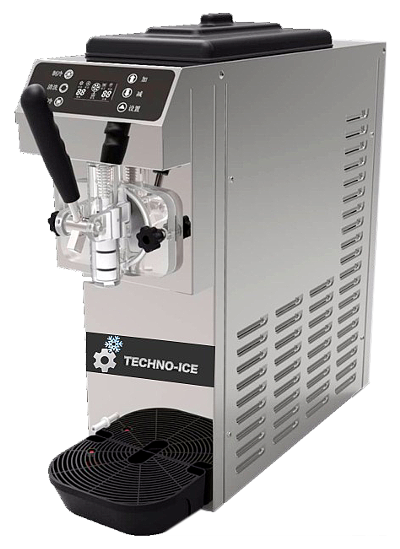 מאוד מכונת גלידה (אחריות לשנתיים) טכנו 10 TECHNO VF-69