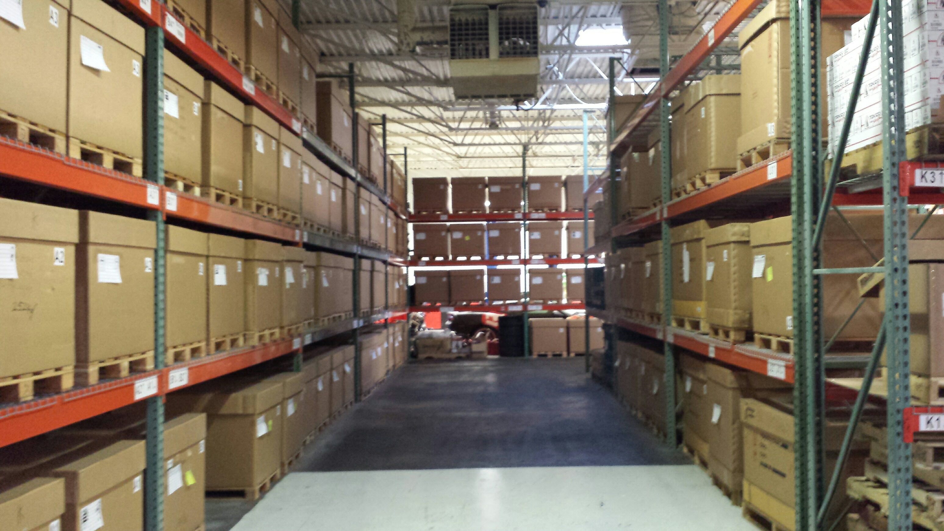 Mport Group Warehouse