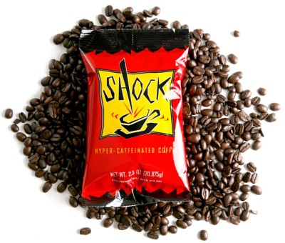 Shock Coffee Pre-Ground