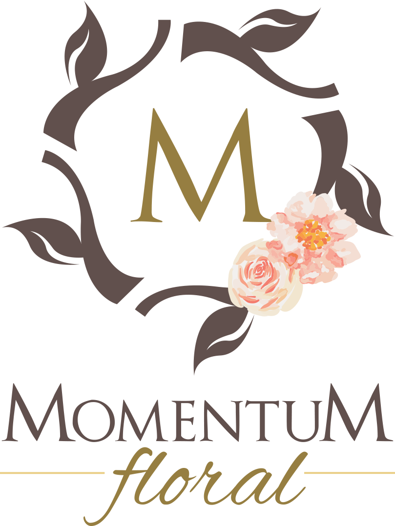 Momentum Floral Logo