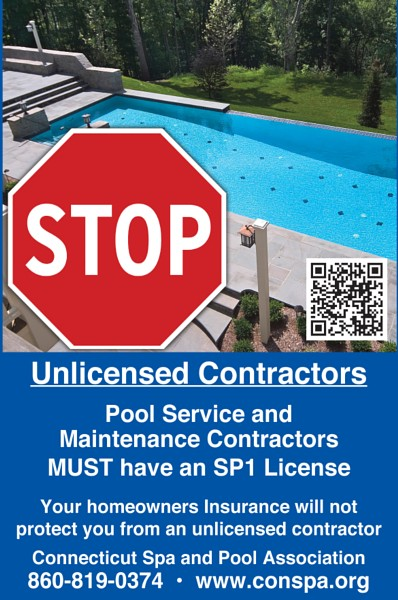 paradis pools is licensed above ground pool  installation in CT