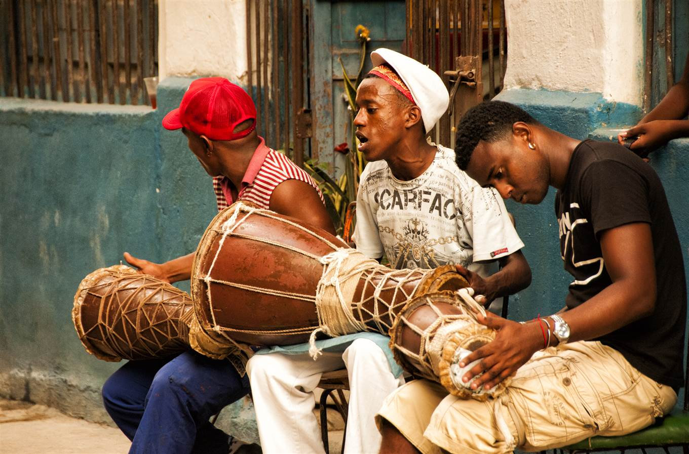Photo: http://havana-live.com/news/this-afro-cuban-life/