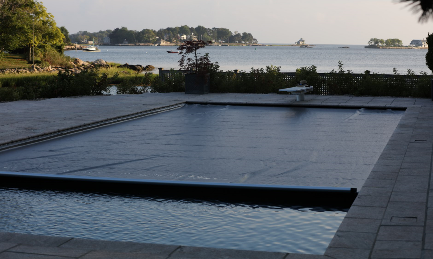 Automatic Pool Covers from Priority Electric