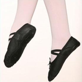 נעל בלט שפרינג מעור