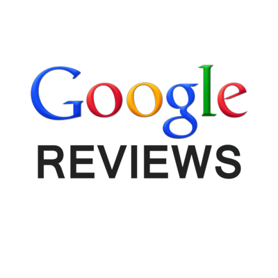 how to find google reviews