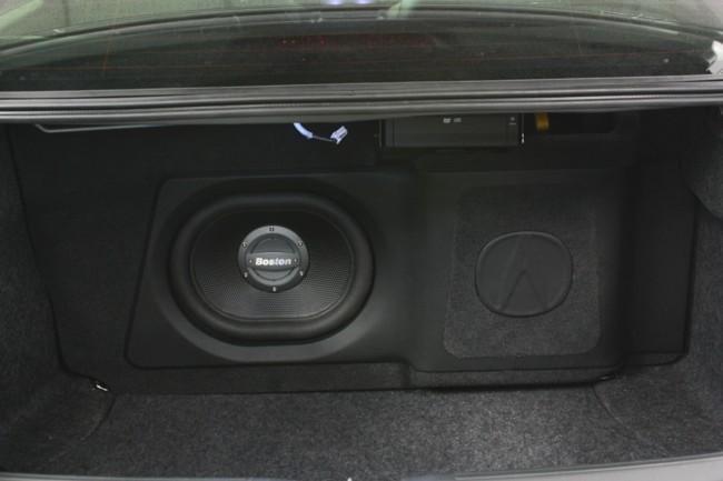 PORTFOLIO - Acura tl subwoofer enclosure