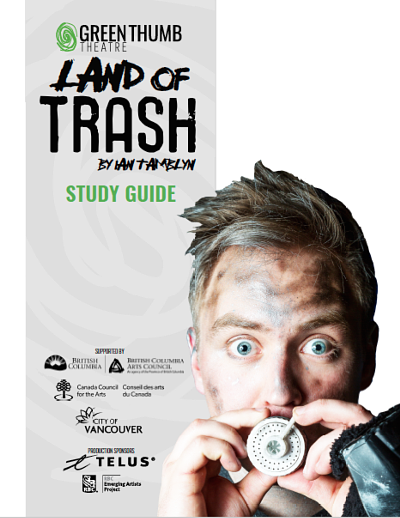 land of trash study guide