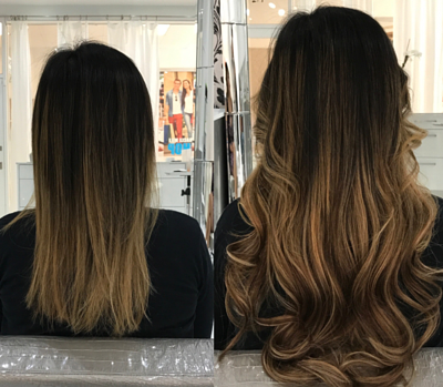 Eyma salon and spa best hair extensions in bethesda maryland 1 inch wide pre taped hair wefts that get taped in in between your own hair in sandwich like bonds it is the most requested hair extension method pmusecretfo Gallery