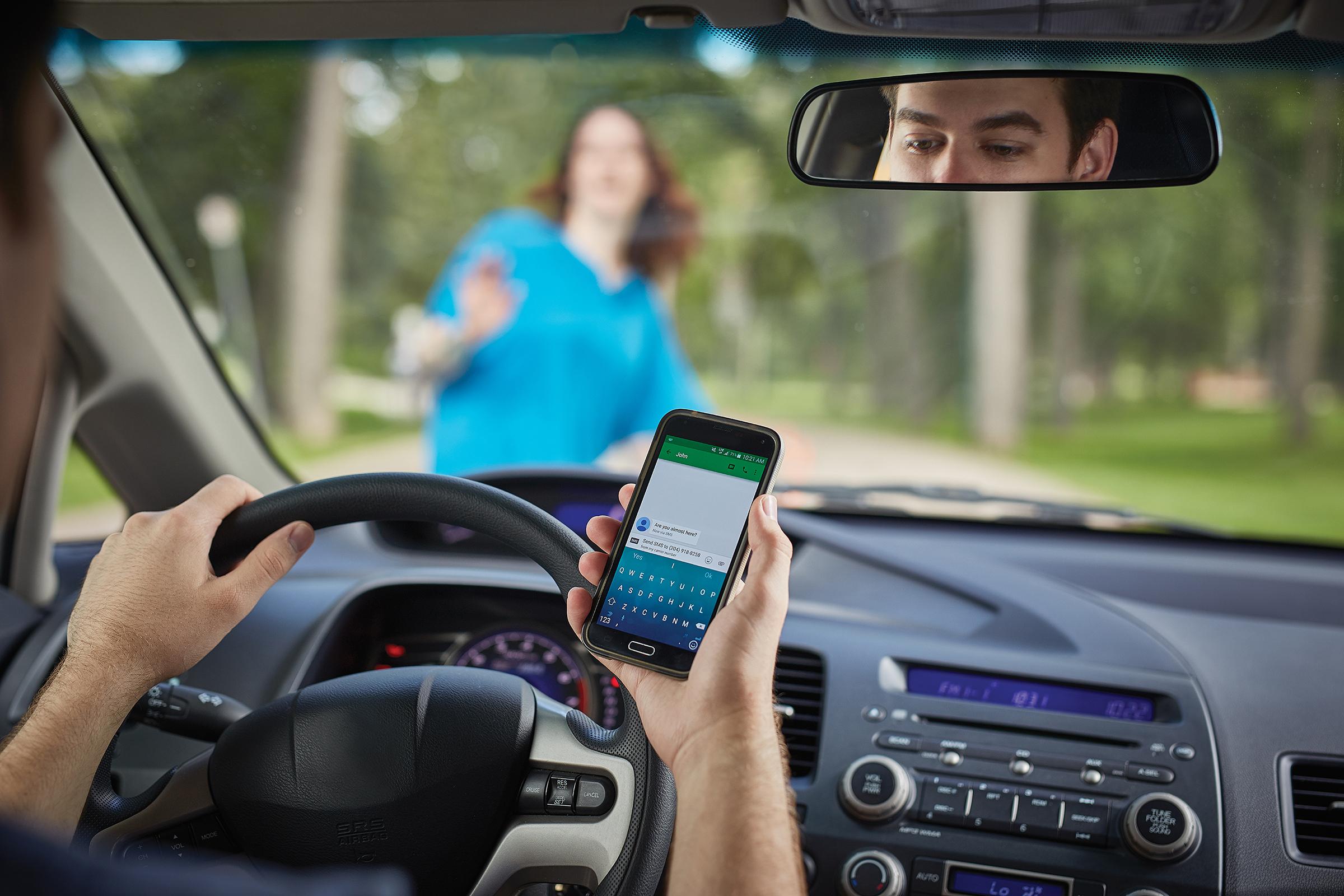 Long Island Injury Law Blog - Distracted Driving