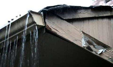 Please don't let the damage on your gutters get this far