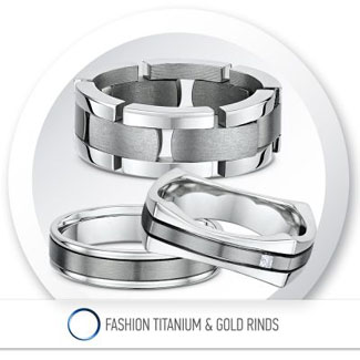 DORA fashion titanium rings Plainville CT