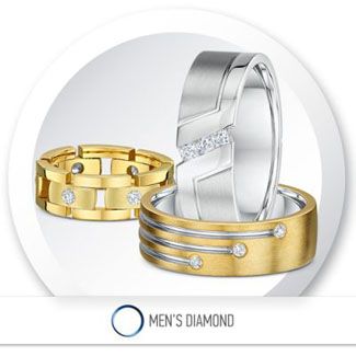 DORA men's diamond rings Plainville CT