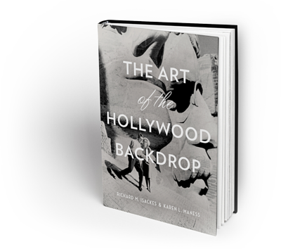 The Art of the Hollywood Backdrop Book Image