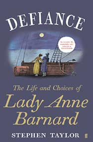 The Life and Choices of Lady Anne Barnard