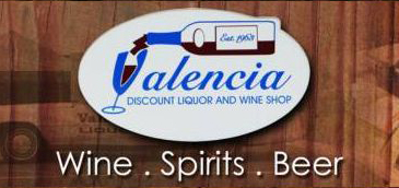 Valencia Discount Liquor and Wine Shop website link