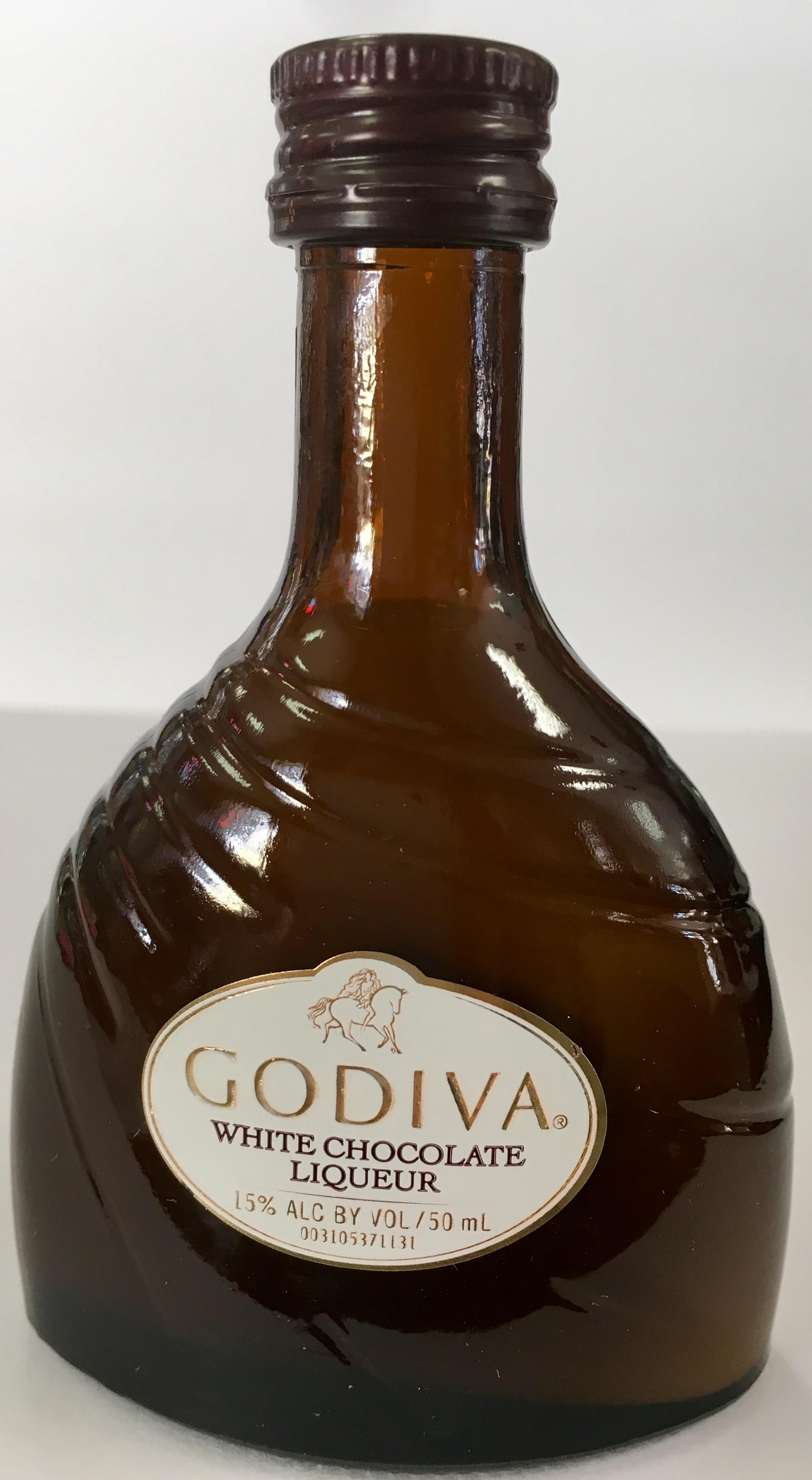 Godiva Chocolate Liqueur Alcohol Content