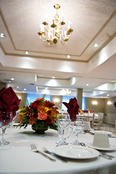 Southington Manor Inn for weddings