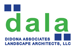Official logo of dala - Didona Associates Landscape Architects, LLC