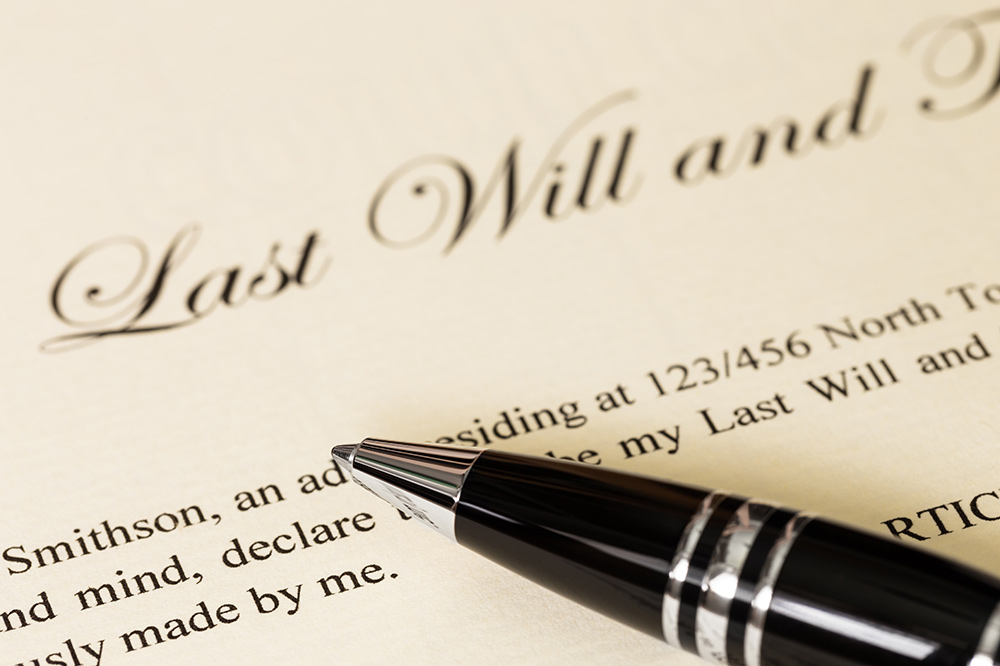 Last Will, Living Will, Estate Planning Lawyer