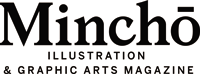 Mincho Illustration and Graphic Arts Magazine