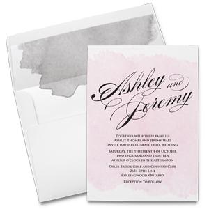 Wedding Invitations Custom Design In Barrie Ontario