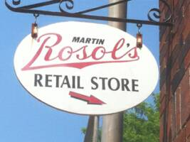 Martin Rosol's Retail Store