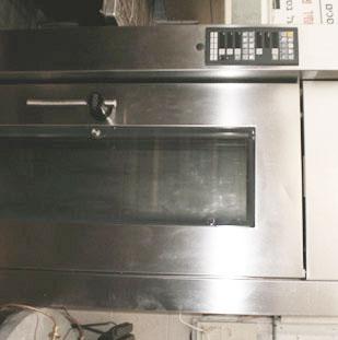מודיעין אלגמיש | ציוד מאפיות קונדטוריות ומטבחים | תנורים יד-2 HM-55