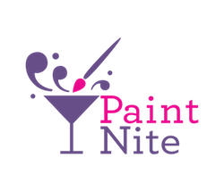 We have Paint Nite 2 Wednesdays per month at the Central Cafe