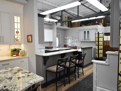 Our kitchen warehouse will help you make your kitchen dreams come true!