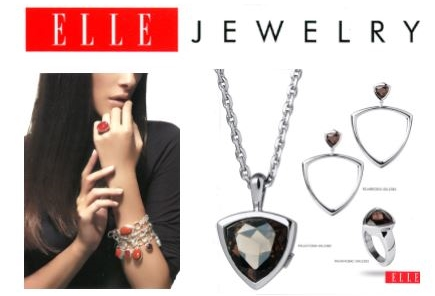 ELLE Jewelery for your contemporary tastes available at Dunbar Jewelers