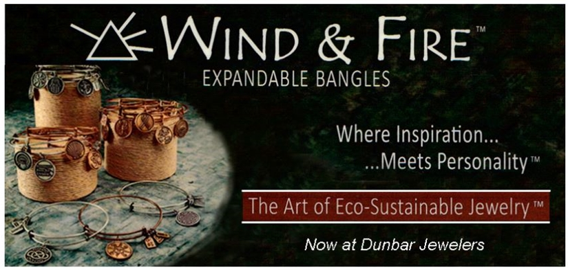 Wind & Fire Expandable Bangles sold at Dunbar Jewelers in Vernon