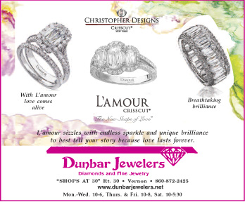 Sparkling, brilliant Crisscut diamonds at Dunbar Jewelers