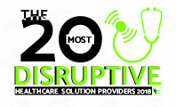 The 20 most disruptive healthcare solution providers 2018