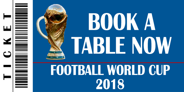 World Cup 2018 - Football Pub Central London