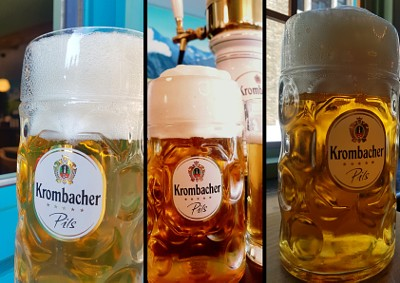 Premium German Beer - Bar Hire London