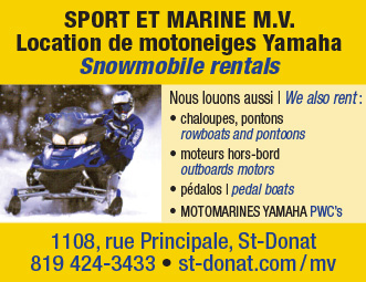 Sports et Marine MV