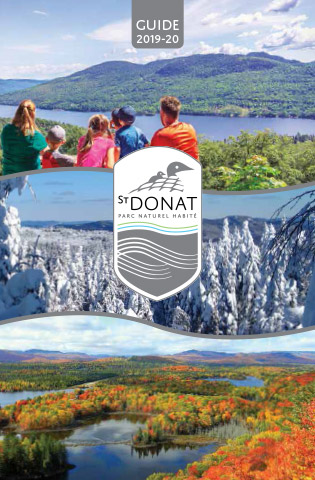 Guide Saint-Donat