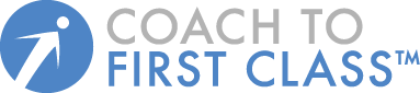 Coach to First Class logo