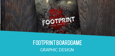 FOOTPRINT BOARD GAME | GRAPHIC DESIGN