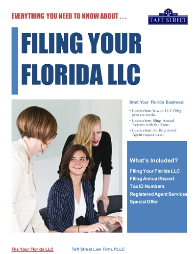 Everything You Need To Know About Filing Your Florida LLC