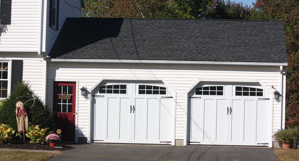 Get garage doors that will be the talk of Enfield