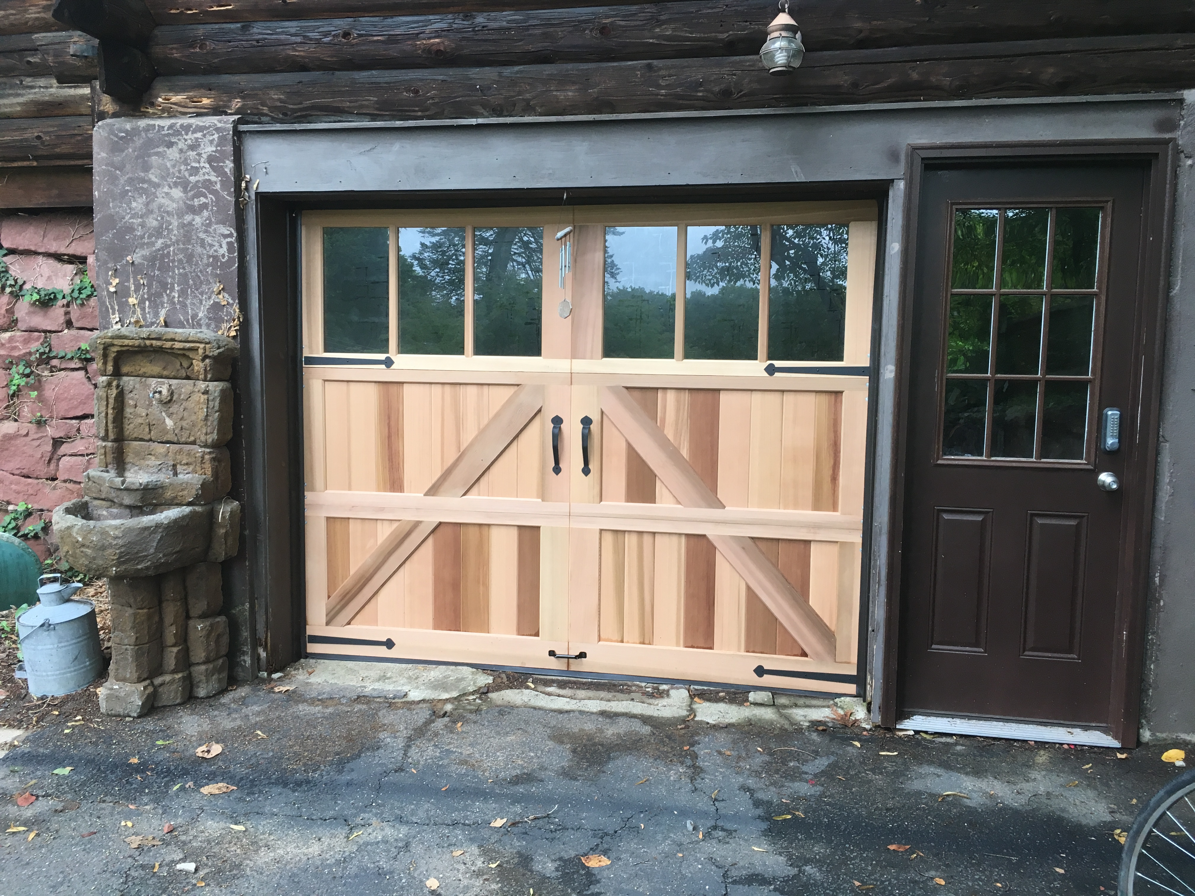 If your garage doors were installed by another company, we can still repair the garage door system that will not work