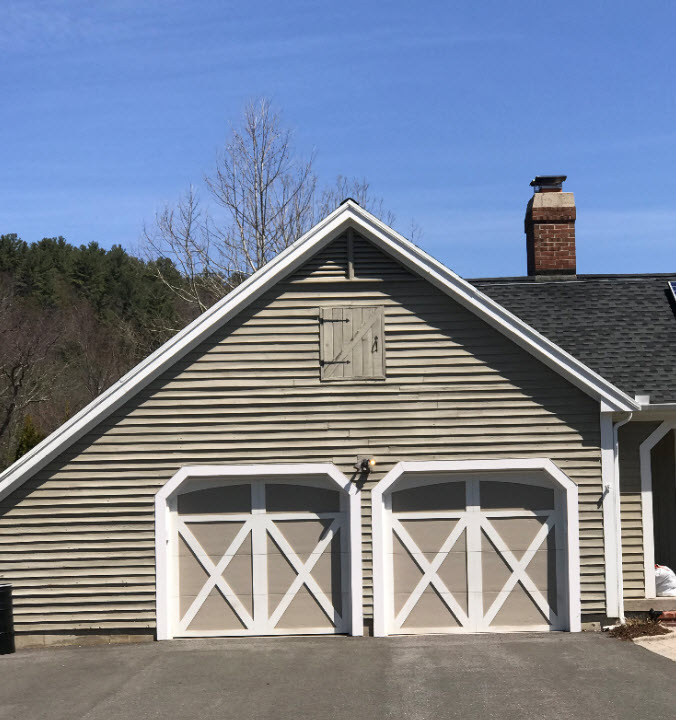 Main Street Door provides fast garage door repairs