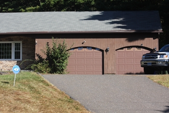 We service all makes and models of garage doors, even if we didn't originally install them.