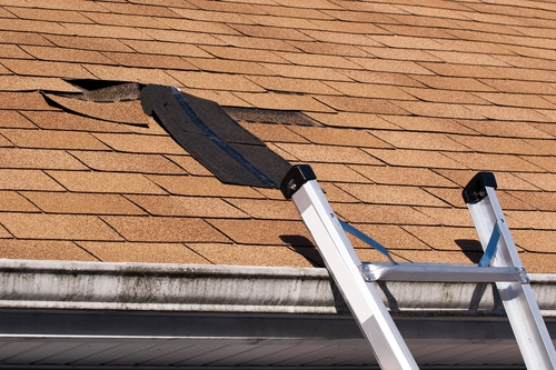 We accept small roof repair jobs at Colite Construction Company